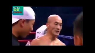 GOKIL ! KUNG Fu vs MUAY THAI TANPA AMPUN