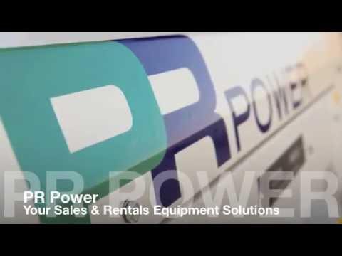 PR Power Company Profile Video