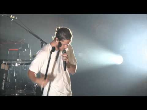 Imagine Dragons - Beds are Burning (cover) Sydney QCU Arena 4/9/15