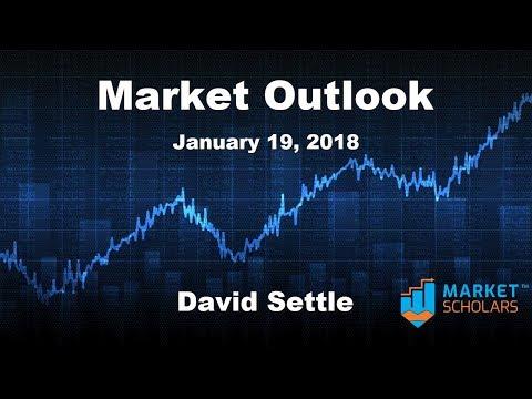Market Outlook for 01/19/2018 - David Settle