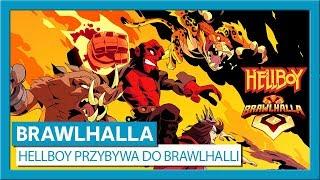 BRAWLHALLA - HELLBOY PRZYBYWA DO BRAWLHALLI