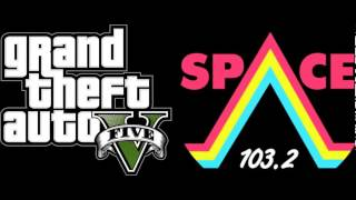 GTA V - SPACE 103.2 (One Way - Cutie Pie)
