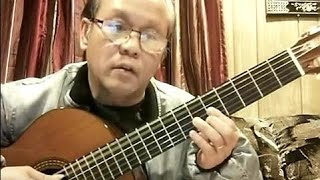 Giọt Lệ Đài Trang (Châu Kỳ) - Guitar Cover