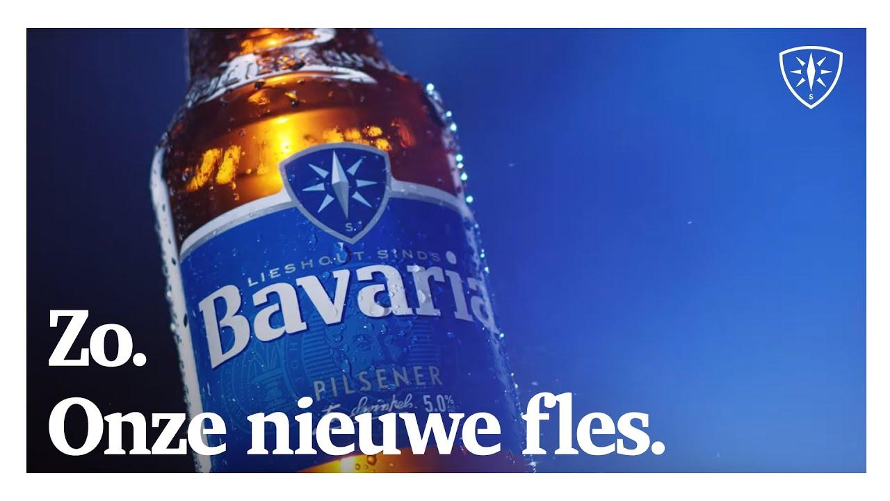 Bavaria Premium Pilsener - Zo  Nu eerst een Bavaria