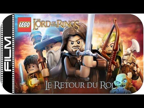 Lego Le Seigneur des Anneaux : Le Retour du Roi [Film FR] poster