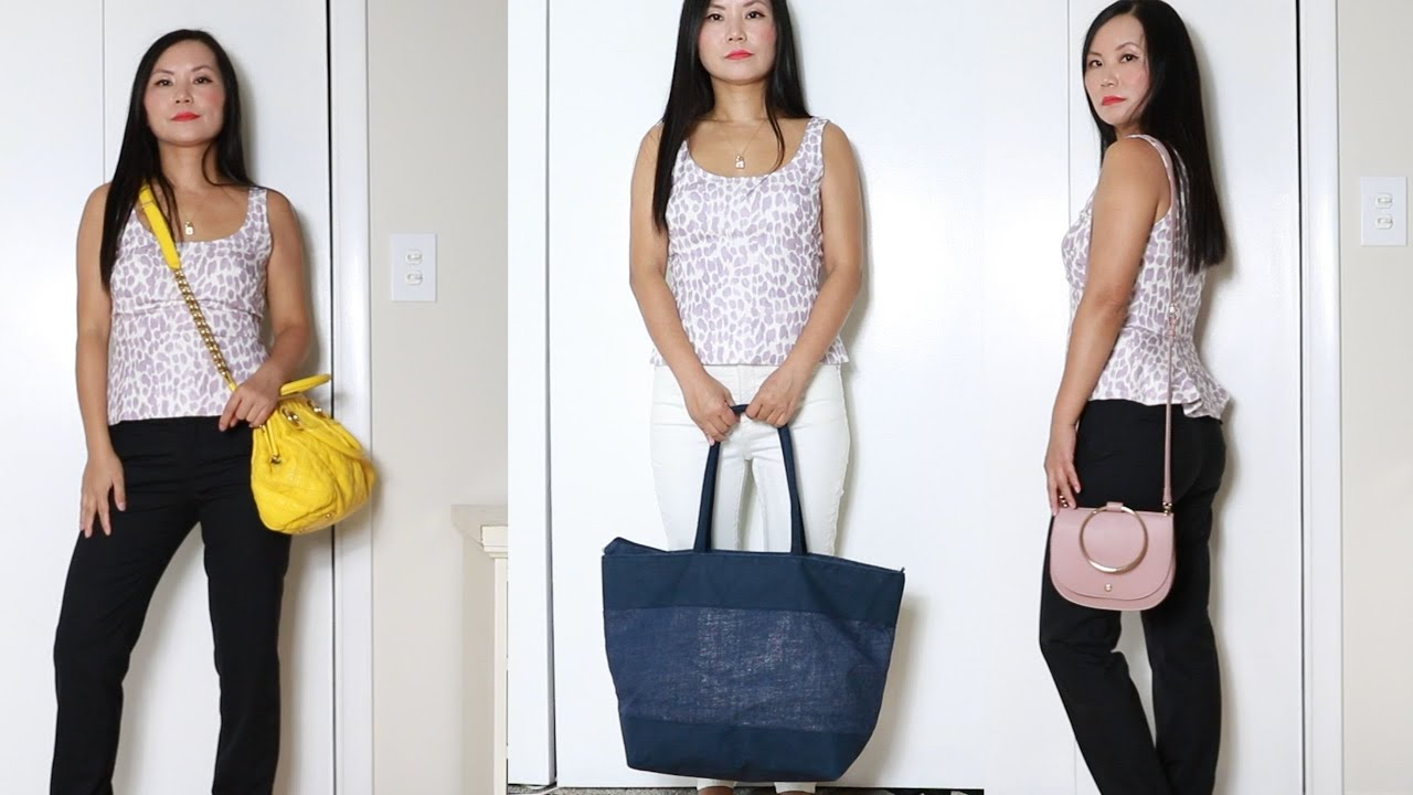 3 Biggest bag mistakes for petite women
