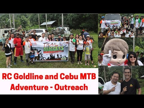 RC Goldline and Cebu MTB Adventure: Trail for Success - the Outreach