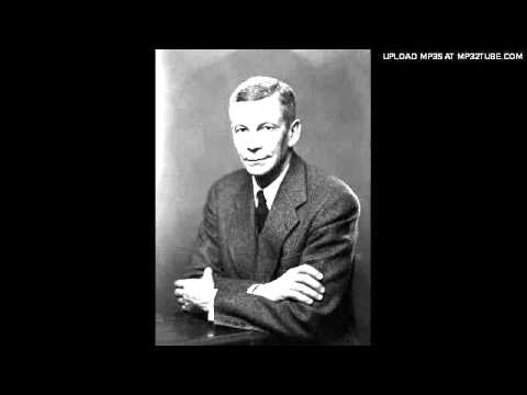 Mark Van Doren - Morning Worship