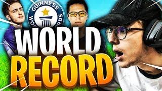 WORLD RECORD SOLO VS DUO SAISON 6 !!!