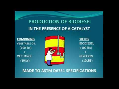 15 Dr. Robert Morton - Biodiesel in the Marine Environment: A Chicken or the Egg Situation
