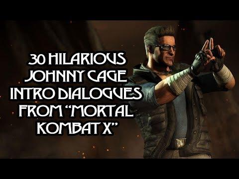 "30 Hilarious Johnny Cage Intro Dialogues From ""Mortal Kombat X"" thumbnail"