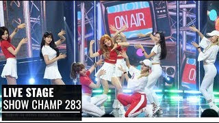 ON AIR _ WE GIRLS 위걸스 SHOW CHAMP LIVE