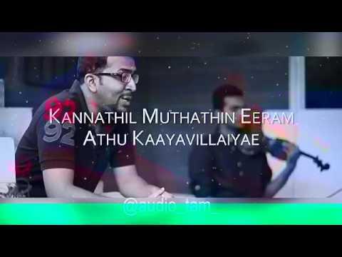 Kannathil muthathin eeram