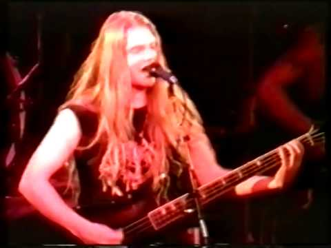 Tarot - Live at Tavastia Club/Helsinki, Aug 3rd 1994, Part 2
