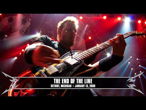 Metallica: The End of the Line (MetOnTour - Detroit, MI - 2009) Thumbnail image