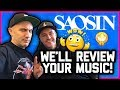 I WILL REVIEW YOUR MUSIC (w/ Beau Burchell of Saosin)