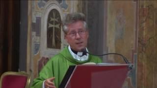 Omelia della Santa Messa di Domenica 25 Giugno 2017 XII DOMENICA DEL TEMPO ORDINARIO – ANNO A
