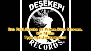 Ben Paul,Baraka da Prince,Rich Mavoco, Mo music type beat Instrumental zuku ya kitanzania