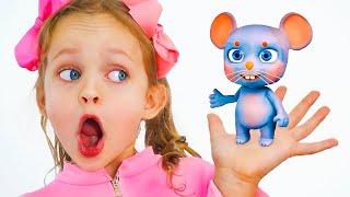 مايا وماري   أغنية الأطفال - ديبيدي ديبيدي دو    Kids Song by Maya and Mary