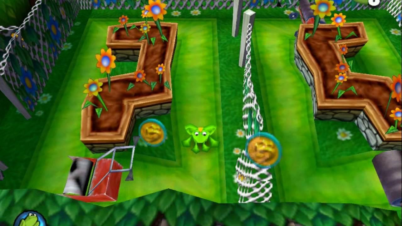 frogger 2 game online