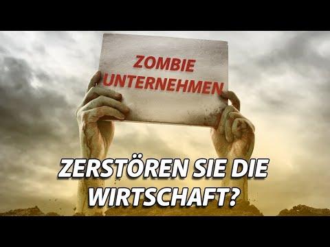 Was sind Zombieunternehmen und was sind die Folgen? Mit Rechtsanwalt Dr. Dominik Herzog