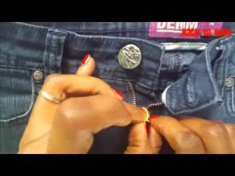 Fashion Tips- How to keep your zipper from going down