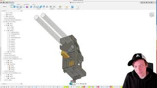 Marble Pressure Gate CAD Design Session - Livestream test