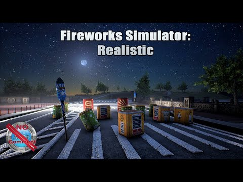 Fireworks Simulator: Realistic Gameplay 60fps no commentary |