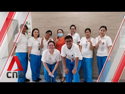 From ICU to recovery: Singaporean woman with COVID-19 pays tribute to her medical team