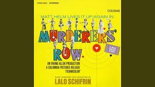 Murderer's Row (Main Title)