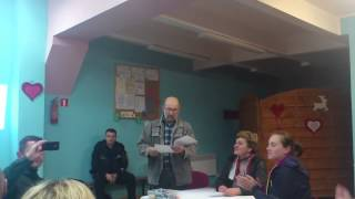 Brzeg Dolny 2015 - wybory sołeckie Naborów