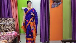 Mekhela Chador draping Tutorial| চাদৰ মেখেলা কেনেকৈ পিন্ধিব।How to wear Assamese Dress Mekhela Sador