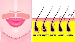 9 Natürliche Wege gegen Gesichtshaar, die effektiv sind