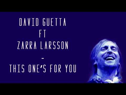 David Guetta ft. Zara Larsson - This Ones For You Turkey (UEFA EURO 2016™ Official Song)