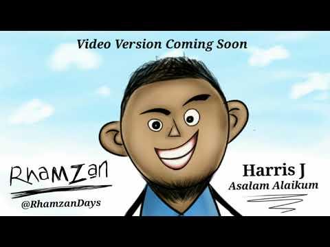 Harris J - Salam Alaikum (Cover) By Rhmzan
