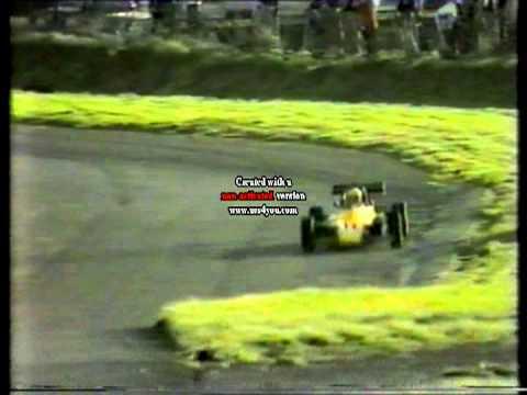 Senna wins at Mondello Park- full version