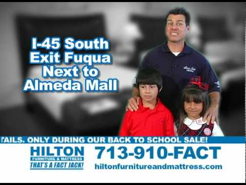 Hilton Furniture And Mattress Back To School 2 Youtube
