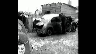 Советская хроника об освобождении Элисты