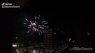 Capodanno 2019 in corso Cosenza, Torino