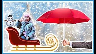 Снег в Корее- целое событие! Утренний влог ;)