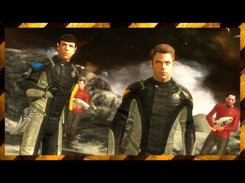 Star Trek (2013) / Gra / Gameplay / Recenzja