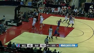 Highlights: Jimmer Fredette (17 points)  vs. the 905, 1/16/2016