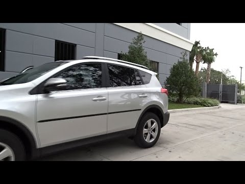 2015 Toyota RAV4 Fort Lauderdale, Plantation, Weston, West Palm Beach, Miami, FL U67846