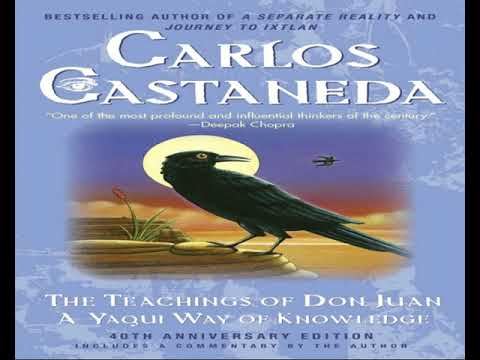 The Teachings of Don Juan a Yaqui Way of Knowledge by Carlos Castaneda Audiobook