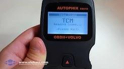 Volvo OBD2-lukija ES610