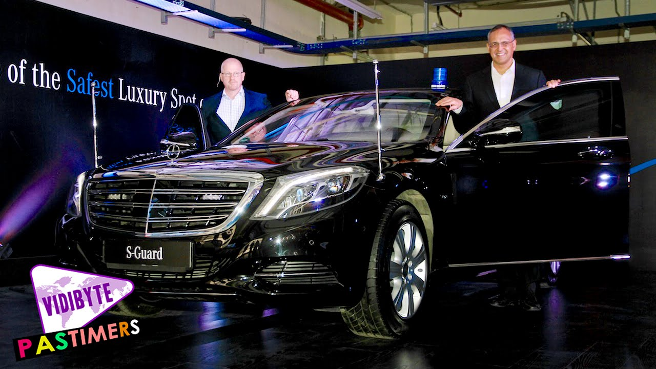 Mercedes - Maybach S600 Guard launched Price and Specifications ...
