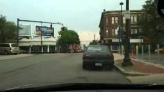 Las calles de Lawrence ma