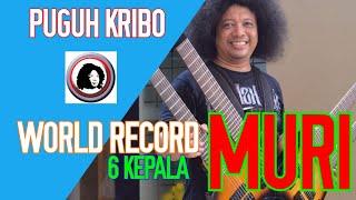 Video REKOR MURI PEMAIN PERTAMA INDONESIA - GITAR BERKEPALA ENAM (SIX NECKS- PUGUH KRIBO download MP3, 3GP, MP4, WEBM, AVI, FLV Juni 2018
