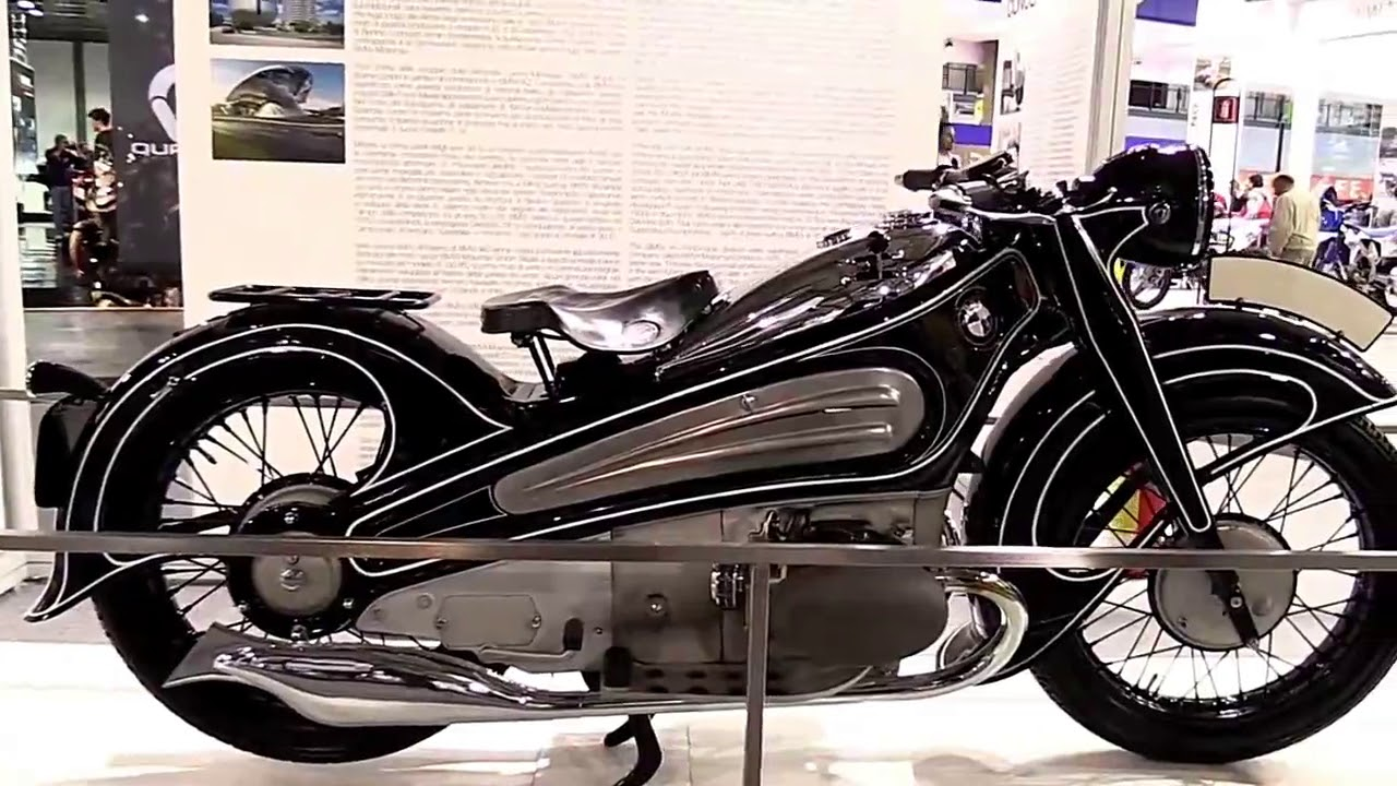 2018 BMW R7 Concept Bike Old Time Special Lookaround Le Moto Around The  World