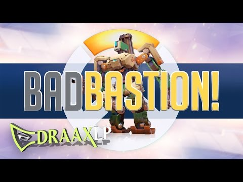 Overwatch Gameplay – Bastions Are Bad! – Overwatch PVP